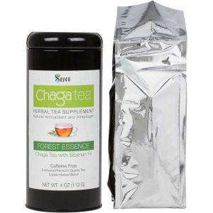 Chaga Tea with Fir