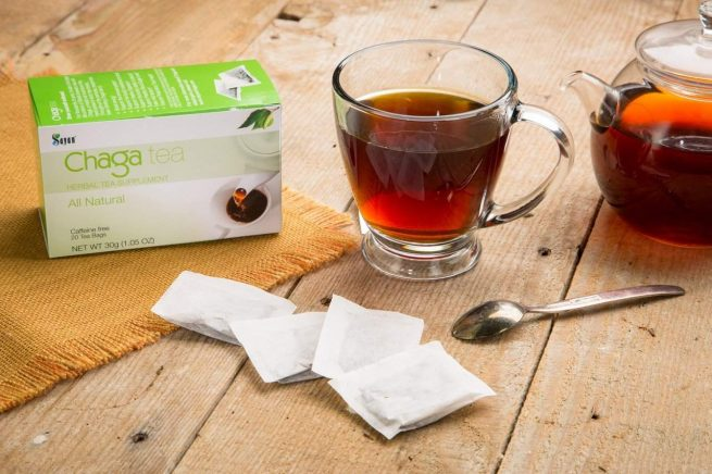 Chaga Tea Bags