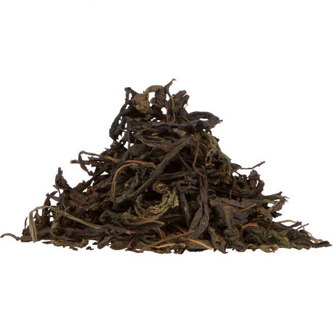 Ivan chai loose tea open package