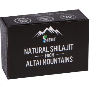 genuine Altai Shilajit