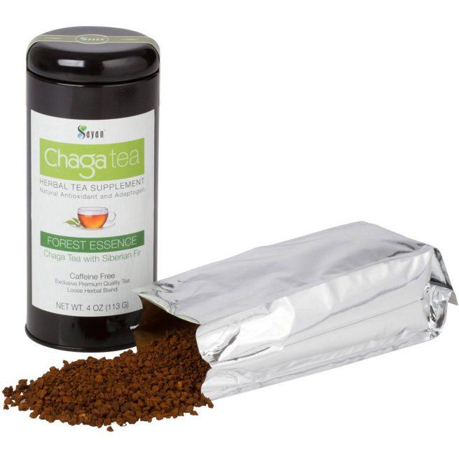 chaga tea fir